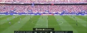 Atletico Madryt 7:1 Granada CF