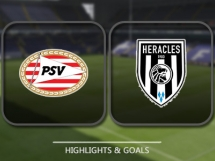 PSV Eindhoven 1:1 Heracles Almelo
