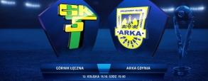 Górnik Łęczna 0:0 Arka Gdynia