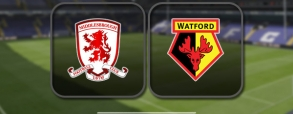 Middlesbrough 0:1 Watford