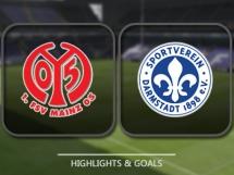 FSV Mainz 05 2:1 SV Darmstadt