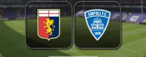 Genoa 0:0 Empoli