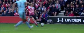 Southampton 3:1 Burnley