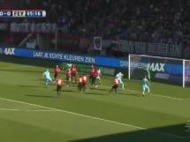 NEC Nijmegen 1:2 Feyenoord