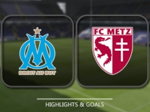 Olympique Marsylia 1:0 Metz