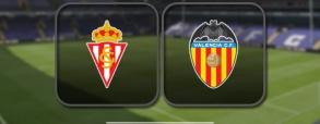 Sporting Gijon 1:2 Valencia CF