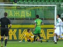 Andżi Machaczkała 0:0 Terek Grozny