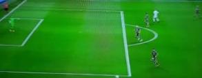 Marcelo podwyższa na 2-0! Legia na kolanach