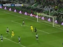 Sporting Lizbona 1:2 Borussia Dortmund