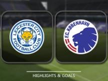 Leicester City 1:0 FC Kopenhaga