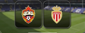 CSKA Moskwa 1:1 AS Monaco