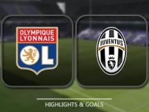Olympique Lyon 0:0 Juventus Turyn