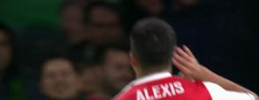 Arsenal Londyn 6:0 Ludogorets