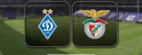 Dynamo Kijów - Benfica Lizbona