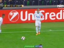 FK Krasnodar 0:1 Schalke 04