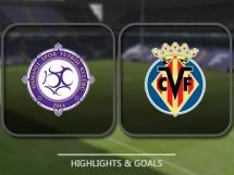 Osmanlispor 2:2 Villarreal CF