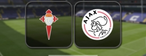 Celta Vigo 2:2 Ajax Amsterdam