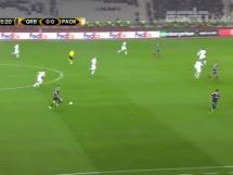 Karabach Agdam 2:0 PAOK Saloniki