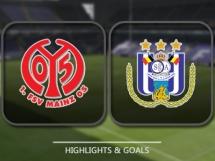 FSV Mainz 05 1:1 Anderlecht