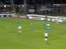Dundalk 1:2 Zenit St. Petersburg