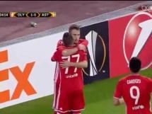 Olympiakos Pireus 4:1 FK Astana