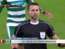 Hapoel Be'er Szewa 0:1 Sparta Praga