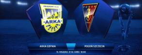Arka Gdynia 0:3 Pogoń Szczecin