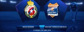 Wisła Kraków 2:0 Termalica Bruk-Bet Nieciecza