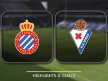 Espanyol Barcelona 3:3 SD Eibar