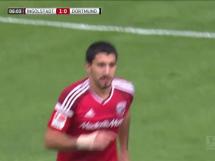 Ingolstadt 04 3:3 Borussia Dortmund