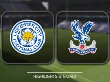Leicester City 3:1 Crystal Palace