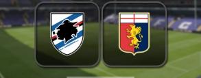 Sampdoria 2:1 Genoa
