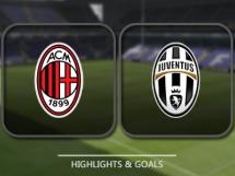 AC Milan 1:0 Juventus Turyn