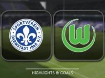 SV Darmstadt 3:1 VfL Wolfsburg