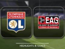 Olympique Lyon 1:3 Guingamp