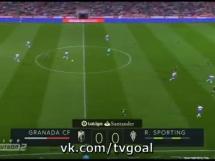 Granada CF 0:0 Sporting Gijon