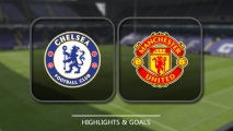 Chelsea Londyn 4:0 Manchester United [Wideo]