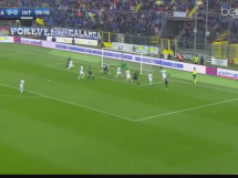 Atalanta 2:1 Inter Mediolan