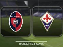 Cagliari 3:5 Fiorentina