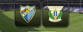 Malaga CF 4:0 Leganes