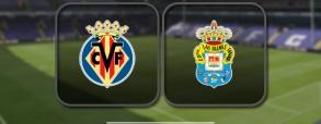 Villarreal CF 2:1 Las Palmas