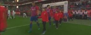 Lokomotiw Moskwa 1:0 CSKA Moskwa