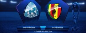 Ruch Chorzów 4:0 Korona Kielce