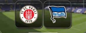 Fc St. Pauli 0:2 Hertha Berlin
