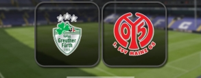 Greuther Furth - FSV Mainz 05