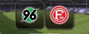 Hannover 96 - Fortuna Düsseldorf