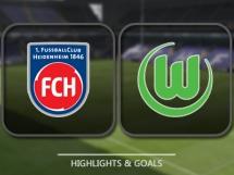 FC Heidenheim 0:1 VfL Wolfsburg