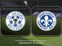Walldorf 1:0 SV Darmstadt