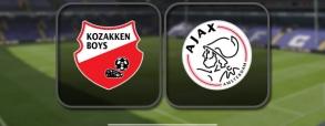 Kozakken Boys 1:6 Ajax Amsterdam