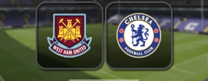 West Ham United 2:1 Chelsea Londyn